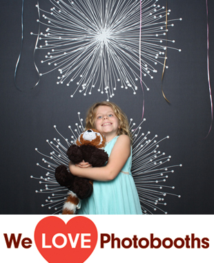 Harlow Restaurant Photo Booth Image