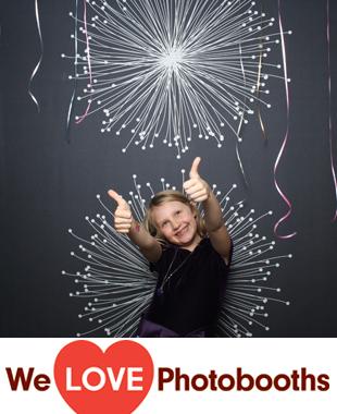 NY Photo Booth Image from Harlow Restaurant in New York, NY