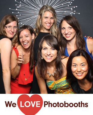 NY Photo Booth Image from Bryant Park Grill in New York, NY