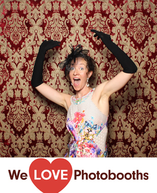 NY Photo Booth Image from Bourne Mansion in Oakdale, NY