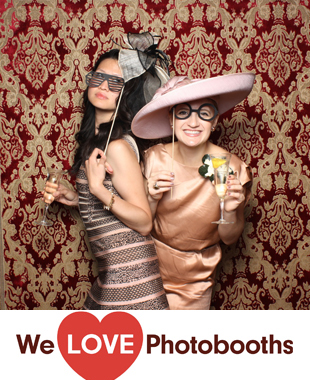 Bourne Mansion Photo Booth Image