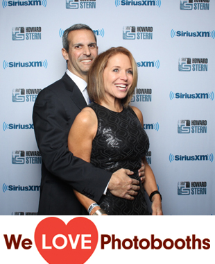 NY Photo Booth Image from Hammerstein Ballroom in New York, NY