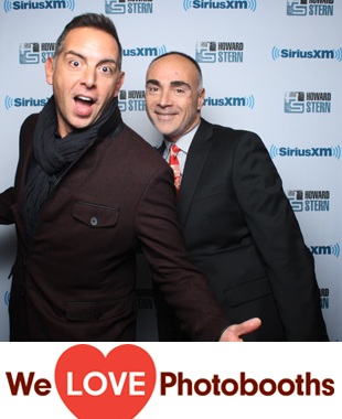 Hammerstein Ballroom Photo Booth Image