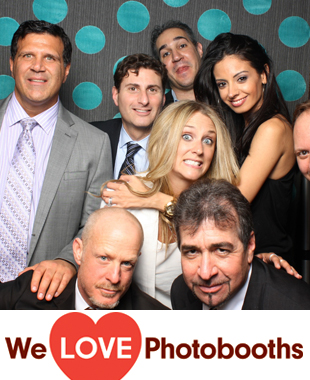 HQ nightclub in REVEL Photo Booth Image