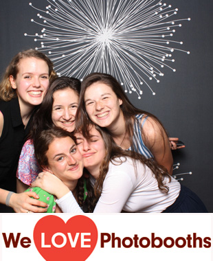 NY Photo Booth Image from Private Residence in NY, NY