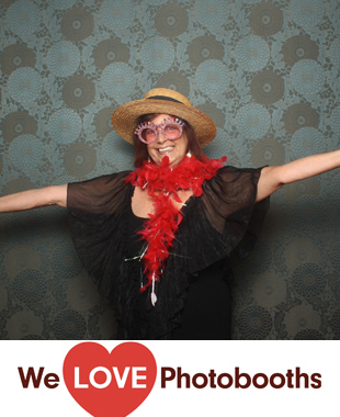 The Old Bermuda Inn  Photo Booth Image