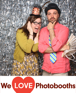 The Bridge Photo Booth Image