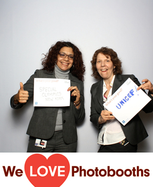 New York Life Photo Booth Image