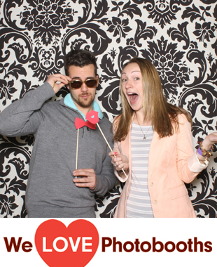 Matha Clara Vineyards Photo Booth Image