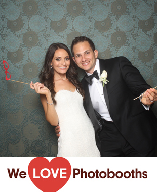 NY Photo Booth Image from Temple Chaverim in Plainview, NY