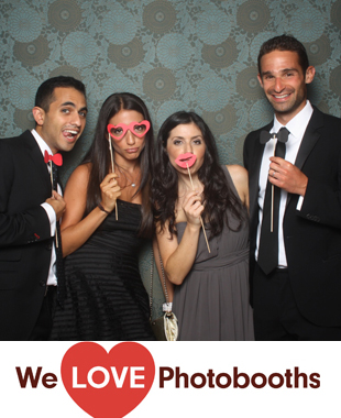 Temple Chaverim Photo Booth Image