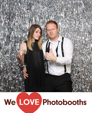 Eolia Mansion at Harkness State Park Photo Booth Image