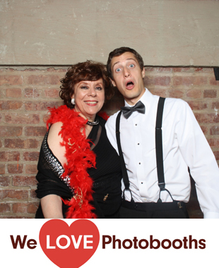 NY Photo Booth Image from Liberty Warehouse in Brooklyn, NY