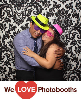 New York  Photo Booth Image from Surf Club in New Rochelle, New York