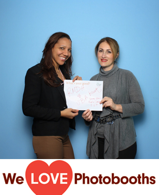 New York Life Insurance Company Photo Booth Image