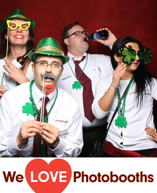 The Javitz Center Photo Booth Image