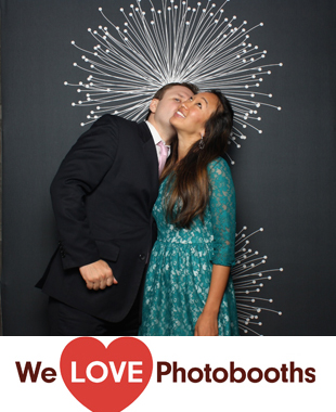 NY Photo Booth Image from Elm Restaurant at the King and Grove Hotel in Brooklyn, NY