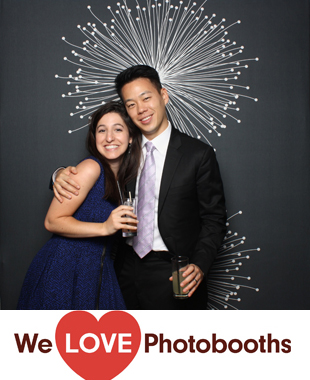 Elm Restaurant at the King and Grove Hotel Photo Booth Image
