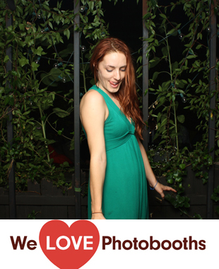 NY Photo Booth Image from Gallow Green / McKittrick Hotel in New York, NY