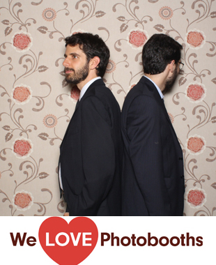 NY Photo Booth Image from Frankies 457 in Brooklyn, NY