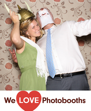 Glynwood Center Photo Booth Image