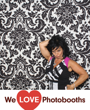 NY  Photo Booth Image from The Liberty Warehouse in New York , NY