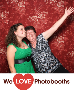 PA  Photo Booth Image from Barn on Bridge in Collegeville, PA