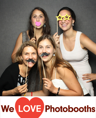 NY Photo Booth Image from Private Residence in Water Mill, NY