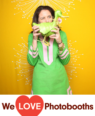 Bronxville Field Club Photo Booth Image