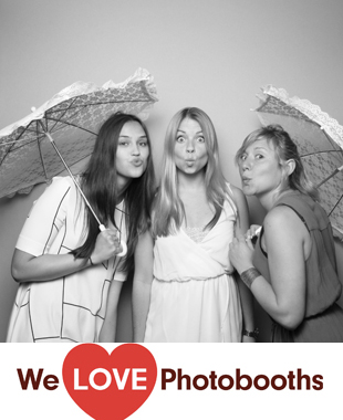 WeWork Lounge Photo Booth Image