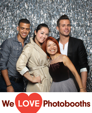 New York Hilton Midtown Photo Booth Image