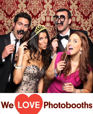 The Plaza Photo Booth Image