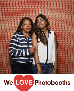 Lexington School for the Deaf Photo Booth Image