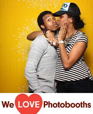NY Photo Booth Image from City Tech in Brooklyn, NY
