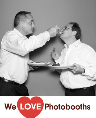42 The Restaurant at the Ritz-Carlton Hotel Photo Booth Image