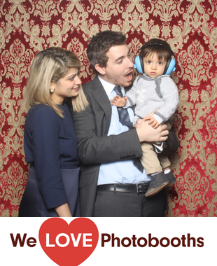 NY Photo Booth Image from Pratt Mansions in New York, NY