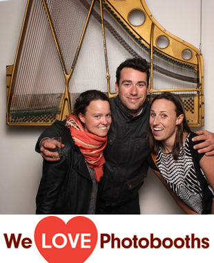 Canal Music Studios Photo Booth Image