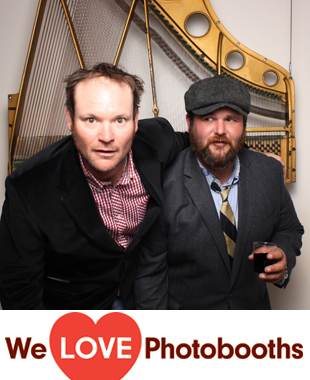 NJ Photo Booth Image from Canal Music Studios in Lambertville, NJ