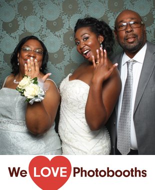 Trenton Country Club Photo Booth Image