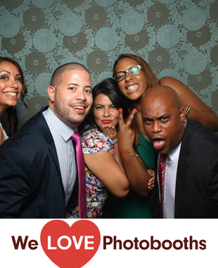 NJ Photo Booth Image from Trenton Country Club in West Trenton, NJ