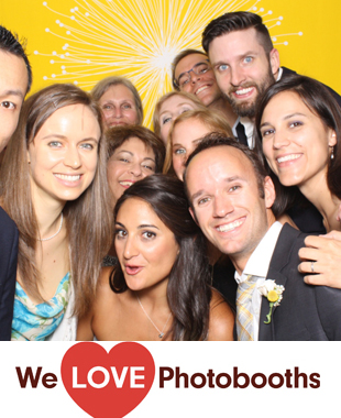 Calvary Episcopal Church Photo Booth Image