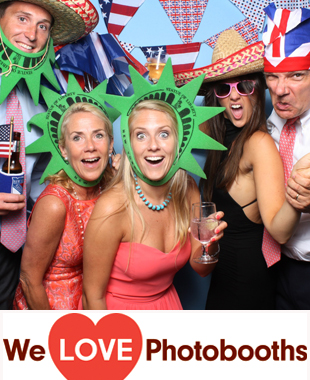 Clearbrook Farm Photo Booth Image