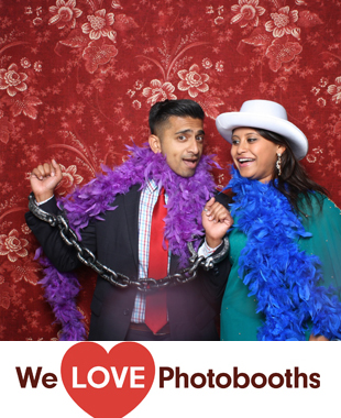 Greentree Country Club Photo Booth Image