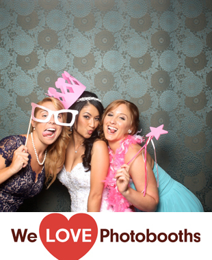 NJ  Photo Booth Image from IL Tulipano in Cedar Grove, NJ