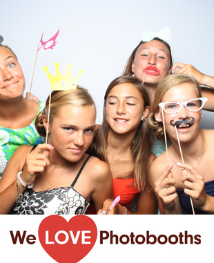 Mantoloking Yacht Club Photo Booth Image