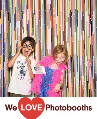 Grace Church School Photo Booth Image