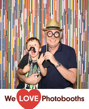 NY Photo Booth Image from Grace Church School in New York, NY