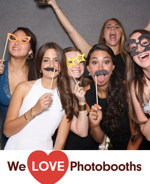 Apella at the Alexandria Center Photo Booth Image