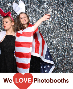 NY Photo Booth Image from Gotham Hall in New York, NY