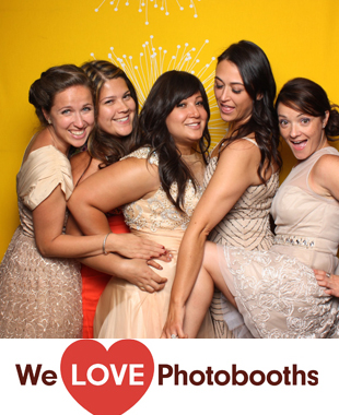 Sheraton LaGuardia Hotel  Photo Booth Image
